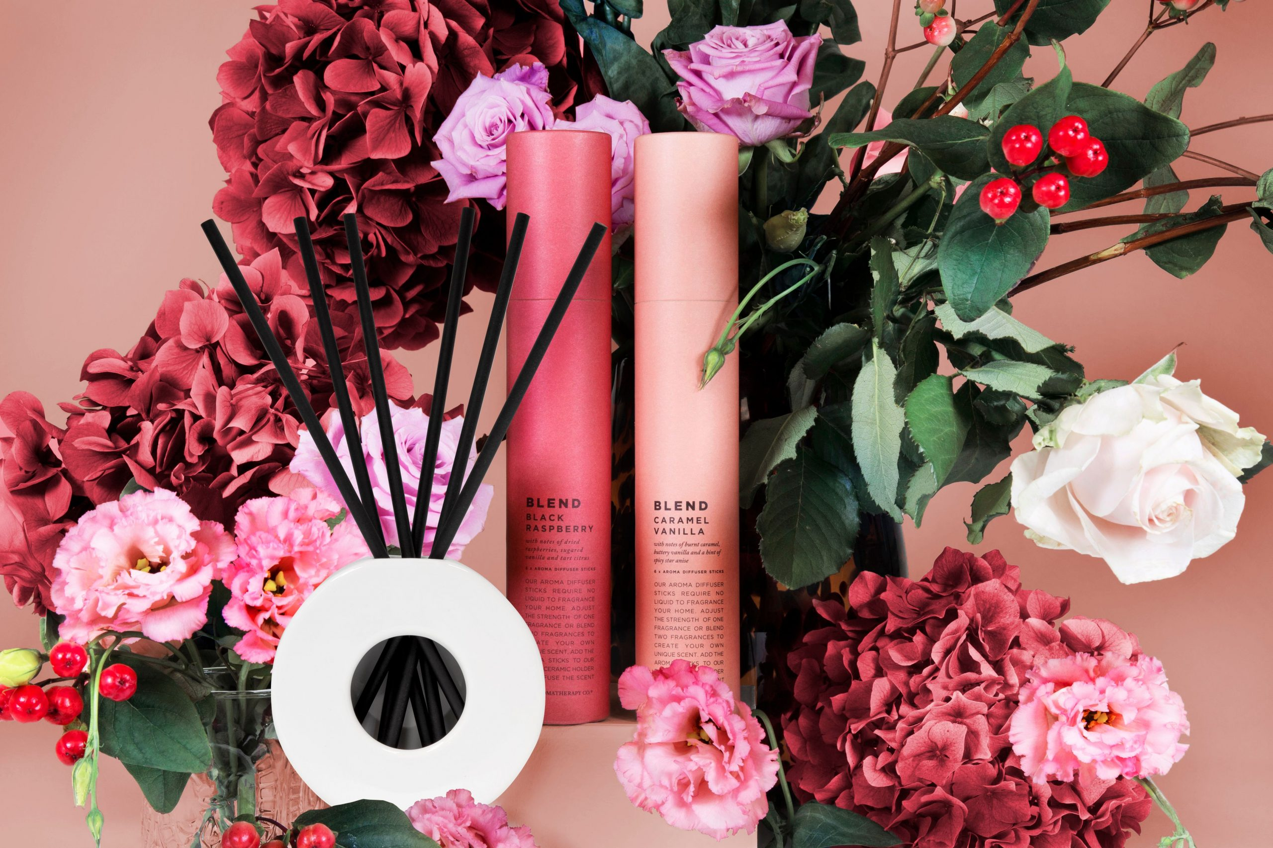 Blend Aroma Diffuser Sticks Vogue Beauty Clinic